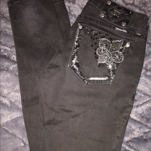 Buckle miss me jeans size 27